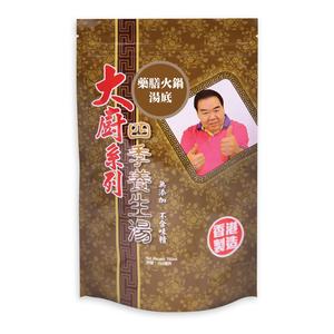 大廚系列 - 藥膳鍋湯底 750ml