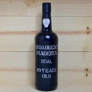 Broadbent 10 year old Boal Madeira