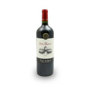 Tacama - Don Mannel 2012 red wine 0.75Ltr.