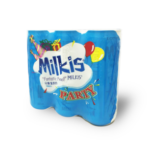 樂天 忌廉溝鮮奶 250毫升*6罐