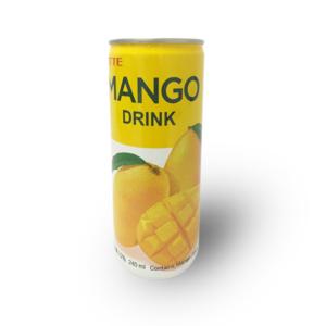 樂天 芒果汁 240毫升