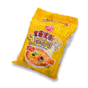 Ottogi 韓國芝士拉麵 111g*4包