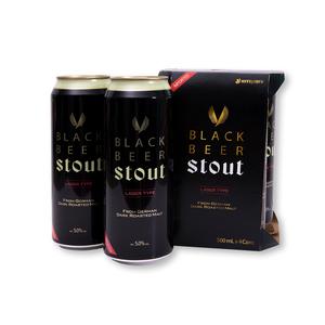 STOUT 黑啤 500毫升*4罐