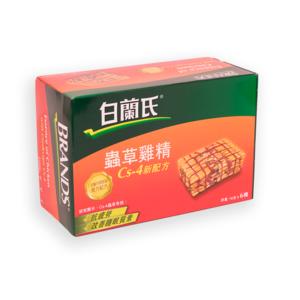 白蘭氏蟲草雞精 70克*6樽