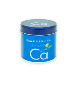 Kawai日本梨鈣丸 180粒