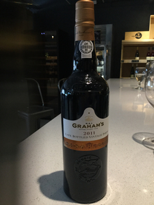 Graham's Late Bottled Vintage Porto 2011