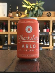 Shacksbury Arlo Cider