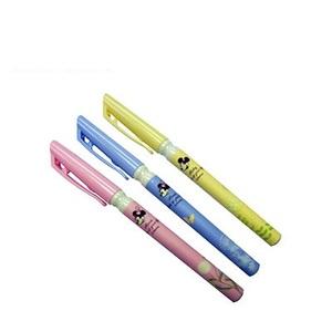 真彩Disney系列0.5mm彩色印色筆桿?喱筆