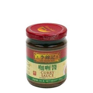 李錦記咖喱醬 235克