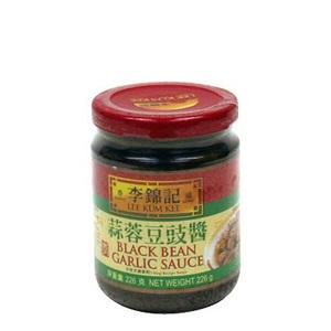 李錦記蒜蓉豆豉醬 226克