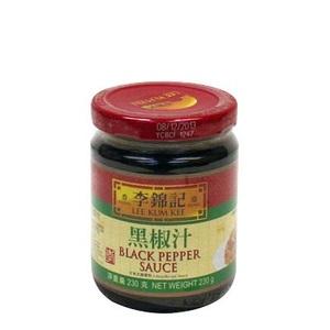 李錦記黑椒汁 230克