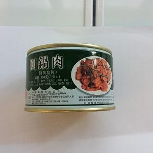 梅林回鍋肉(豬肉筍片)198克